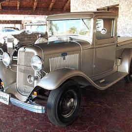 Glenn McCarthy Art and Photography - 1934 Ford Pickup Classic