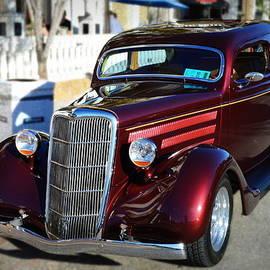 Glenn McCarthy - 1935 Ford Sedan Classic