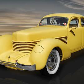 Frank J Benz - 1936 Cord 810 Westchester 4 Door Sedan