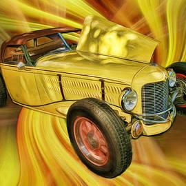 Blake Richards - 1936 Dodge Roadster