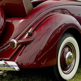 James C Thomas - 1936 Ford Phaeton
