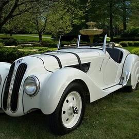 Tim McCullough - 1937 BMW 328 Roadster