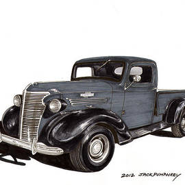 Jack Pumphrey - 1938 Chevy Pickup