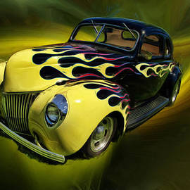 Blake Richards - 1939 Ford Coupe