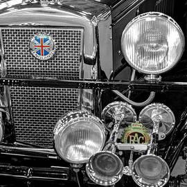 John Straton - 1939 Jaguar S100 Roadster Replica