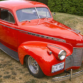 Peggy Collins - 1940 Chevrolet 2 Door Sedan