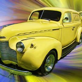 Blake Richards - 1940 Chevy Sedan Delvery