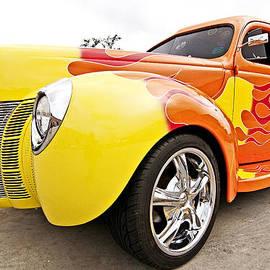 Andy Crawford - 1940 Ford Sedan hot rod