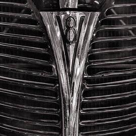Ken Smith - 1940 Ford V8 Grille