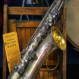 Thomas Woolworth - 1940ish Saxophone