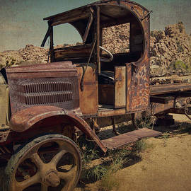 Sandra Selle Rodriguez - 1940s Mack Truck