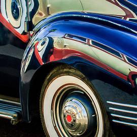 Jill Reger - 1941 Packard 110 Deluxe -1092c
