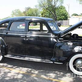 John Telfer - 1941 Plymouth Four Door Sedan