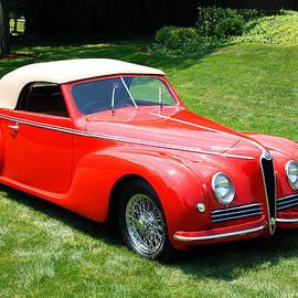 Glenn Morimoto - 1942 Alfa Romeo