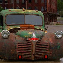 Tim McCullough - 1946 Dodge Rat Rod Pickup