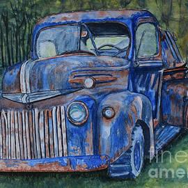 DJ Laughlin - 1947 Ford Pickup