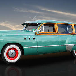 Frank J Benz - 1949 Buick Super Woody