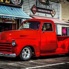 Joshua Zaring - 1950 Chevy Truck Red