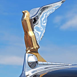 Gill Billington - 1950 Ford Hood Ornament