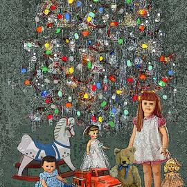 Maureen Tillman - 1950s Christmas