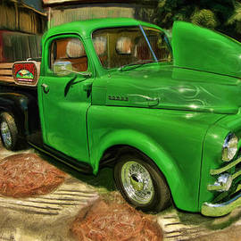Blake Richards - 1953 Dodge Truck