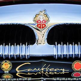 Jill Reger - 1953 Packard Caribbean Grille Emblem -1217c