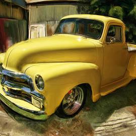 Blake Richards - 1954 Chevrolet Truck