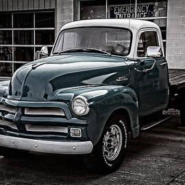 Debra and Dave Vanderlaan - 1954 Chevy Truck