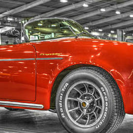 John Straton - 1954 Porsche 356 Speedster