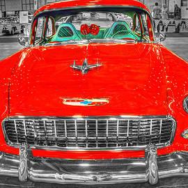John Straton - 1955 Chevrolet Red v3