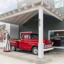 Marcia Colelli - 1955 Chevy 3100