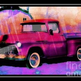 Tisha McGee - 1956 Chevy