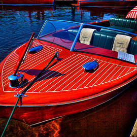 David Patterson - 1956 Chris-Craft Capri Classic Runabout