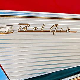 Andy Crawford - 1957 Bel Air tailfin