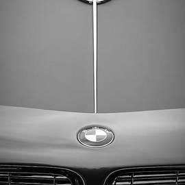 Jill Reger - 1957 BMW 507 Series II Roadster Hood Emblem-2456BW