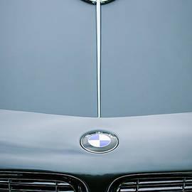 Jill Reger - 1957 BMW 507 Series II Roadster Hood Emblem-2456C
