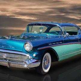Frank J Benz - 1957 Buick Super 2 Door Hardtop