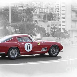 Roger Lighterness - 1957 Ferrari 250gt Monaco