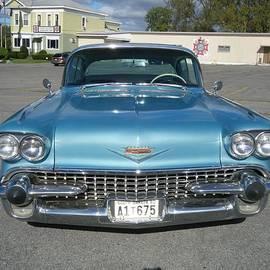 R A W M   - 1958 Cadillac Fleetwood