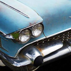 Pamela Patch - 1958 Cadillac Sedan deVille