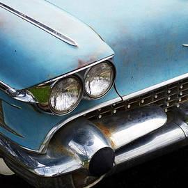 Pamela Patch - 1958 Cadillac Sedan deVille
