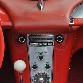 Mike Martin - 1958 Chevy Corvette