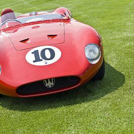 Jesse Merz - 1958 Maserati 300S