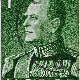 Bill Owen - 1959 King Olav V Norway Stamp - Oslo Postmark