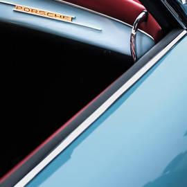 Jill Reger - 1959 Porsche 356 A Convertible Dashboard Emblem