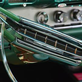 Mike Martin - 1960 DeSoto Adventurer Steering Wheel
