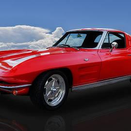 Frank J Benz - 1963 Chevrolet Corvette Split Window