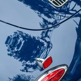 Jill Reger - 1964 Porsche 356 C Cabriolet Taillight