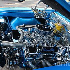 R A W M   - 1966 Chevelle 396