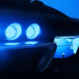 GabeZ Art - 1966 Chevrolet Corvette Tail Lights 2